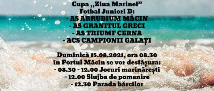 Ziua Marinei 2021 Măcin
